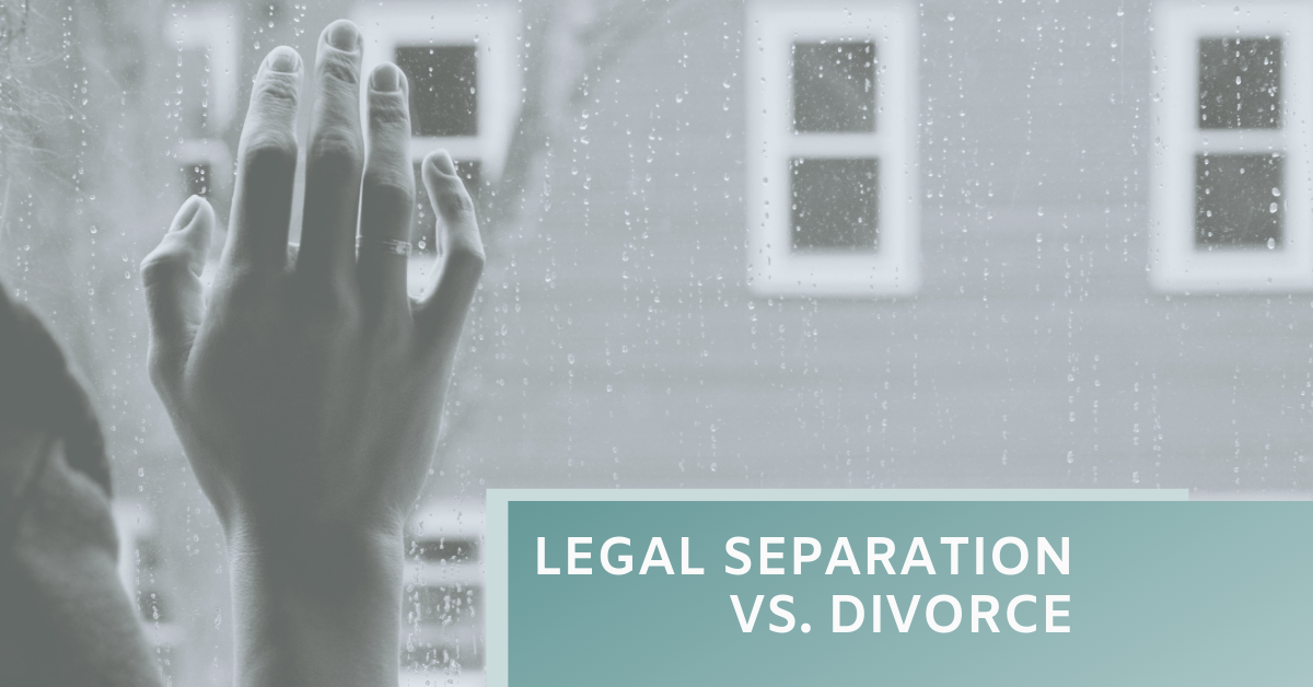 Legal Separation vs Divorce | Divorce Strategies Northwest