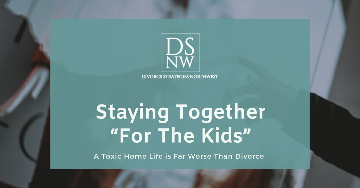 "Staying Together ""For the Kids"" 