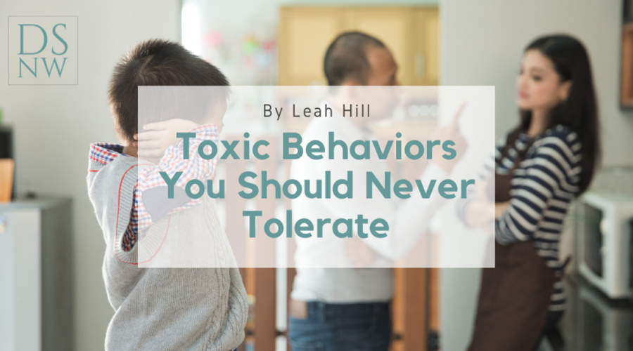 Toxic Behaviors You Should Never Tolerate | Divorce Strategies Northwest